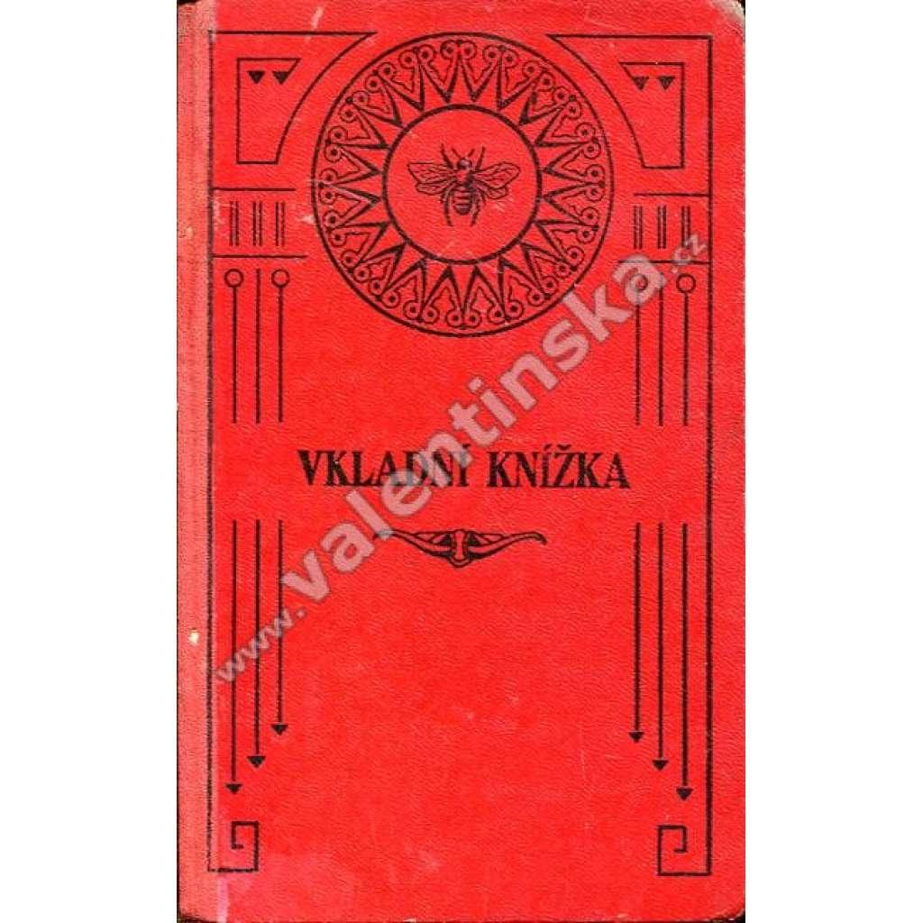 Vkladní knížka (Vojslavice)