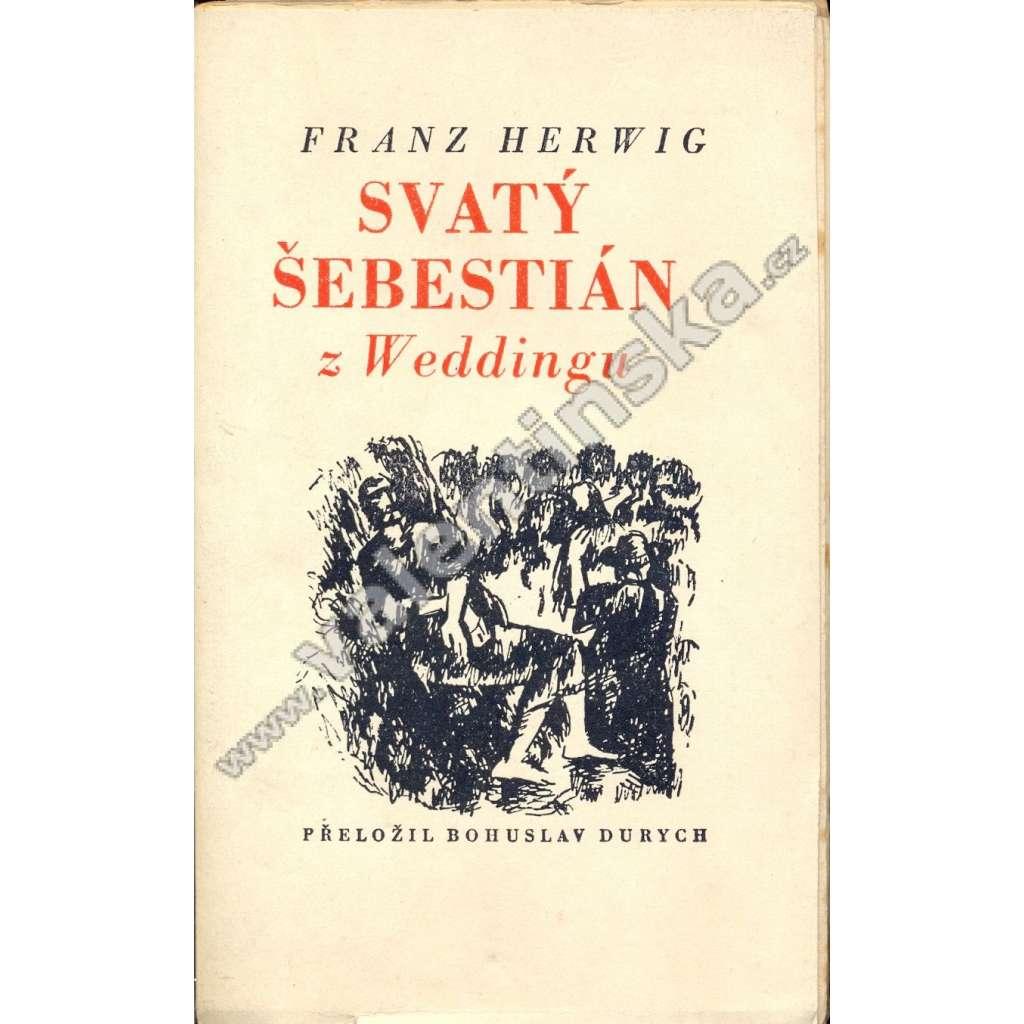 Svatý Šebestián z Weddingu
