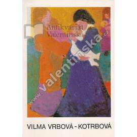 Vilma Vrbová - Kotrbová