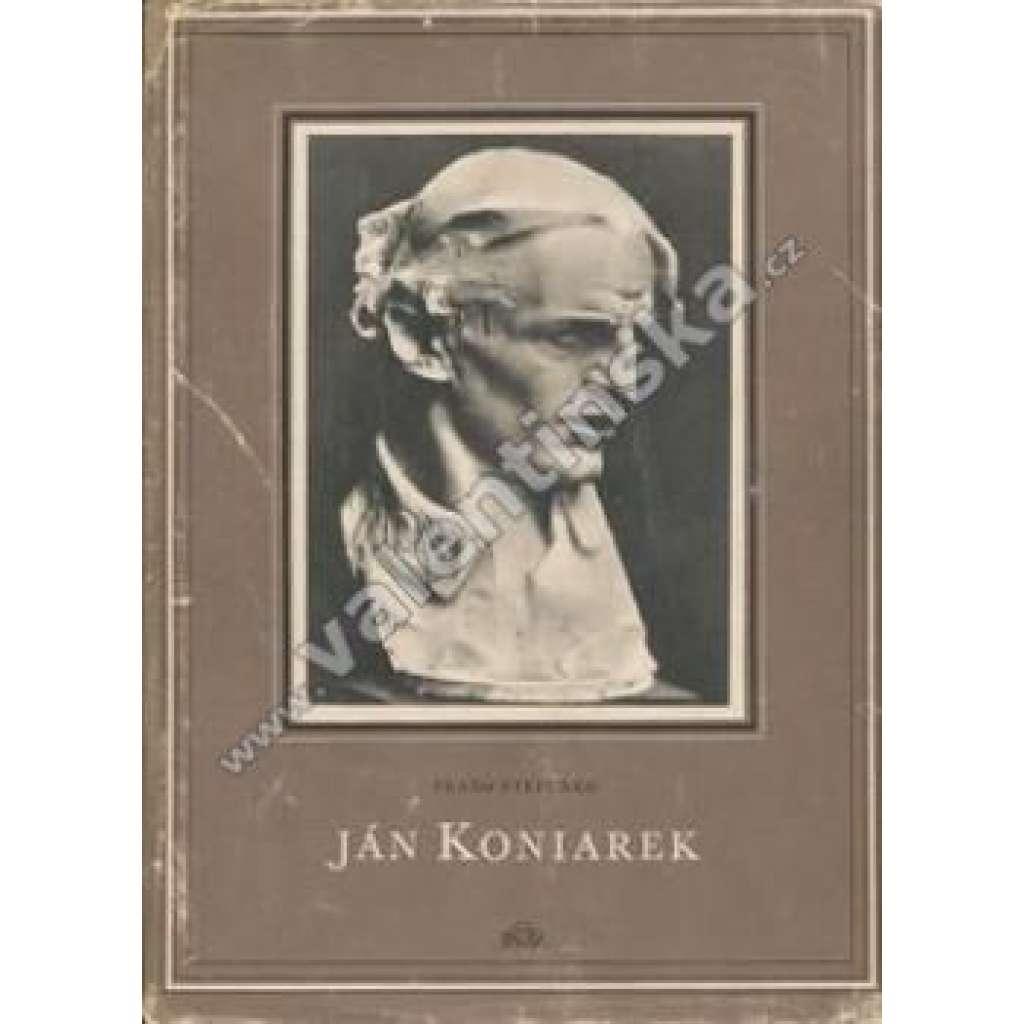 Ján Koniarek (sochař)