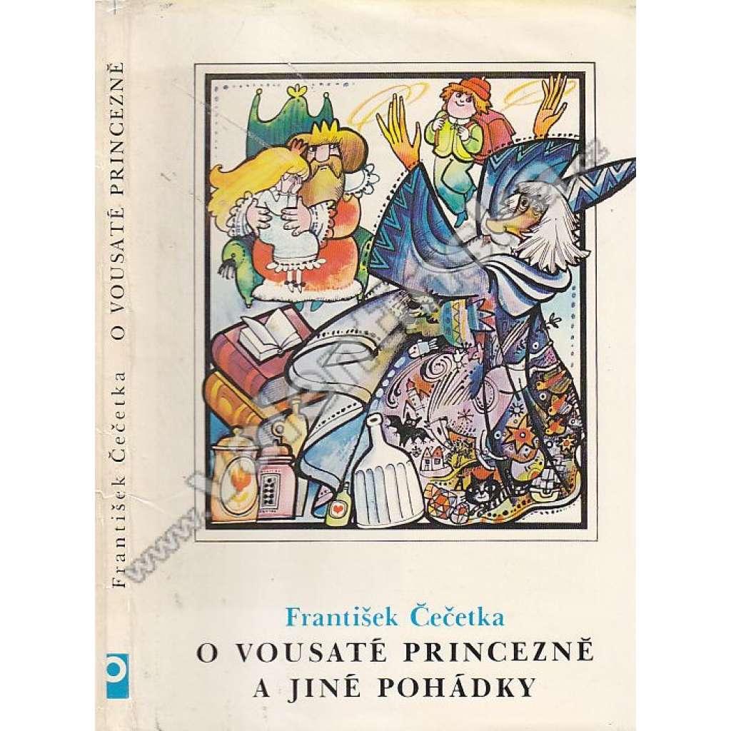 O vousaté princezně a jiné pohádky