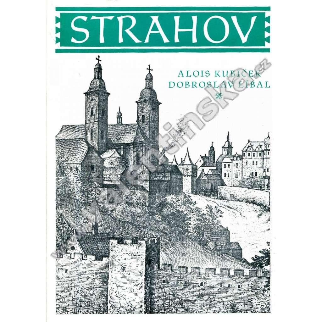 Strahov (Strahovský klášter, dějiny)