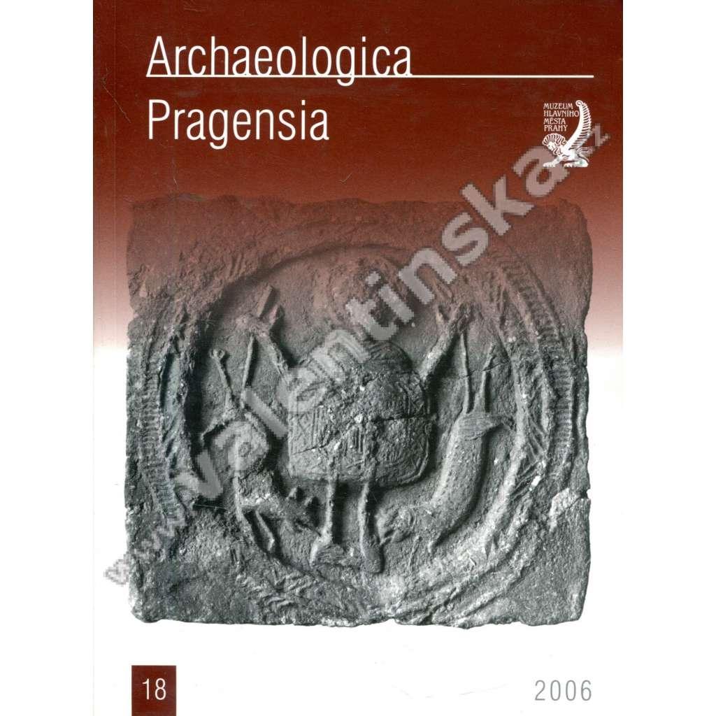 Archaeologica Pragensia 18/2006