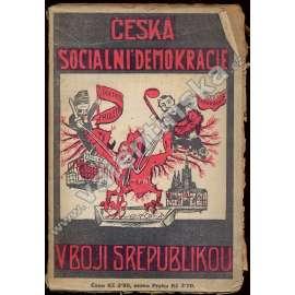 Česká sociální demokracie v boji s republikou