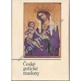 České gotické madony