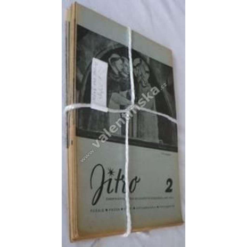 Časopis katolických studentů Jitro,r.XXIII.1941-42