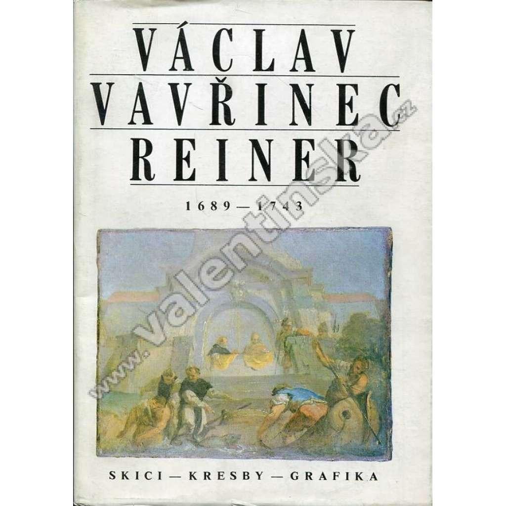 Václav Vavřinec Reiner 1689-1743, katalog