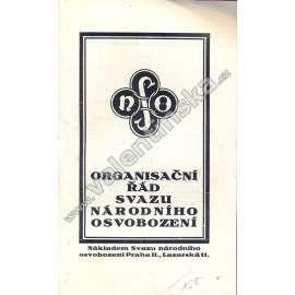 Organisační řád Svazu národního osvobození