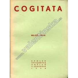 Cogitata