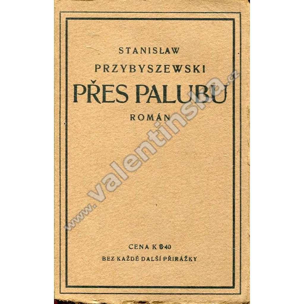 Přes palubu (ed. Knihy dobrých autorů)