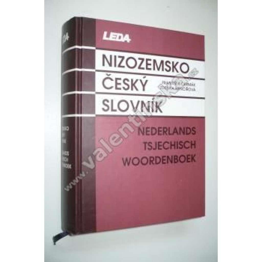 Nizozemsko-český slovník, Nederlands Tsjechisch..