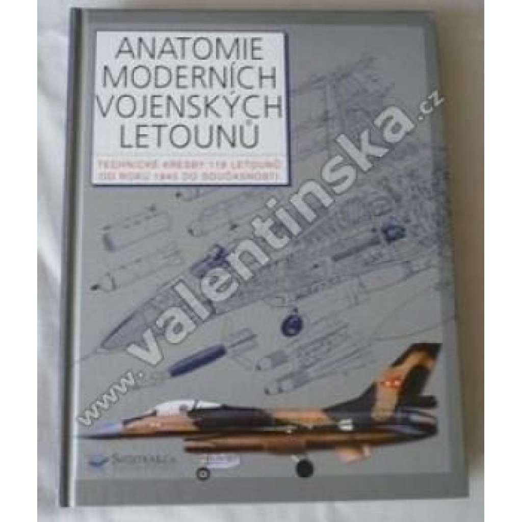 Anatomie moderních vojenských letounů
