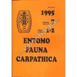 Entomofauna carpathica, 1-2/1995 (r. VII.)