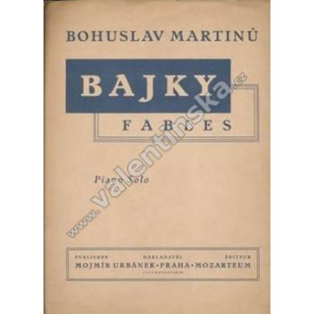 Bajky / Fables