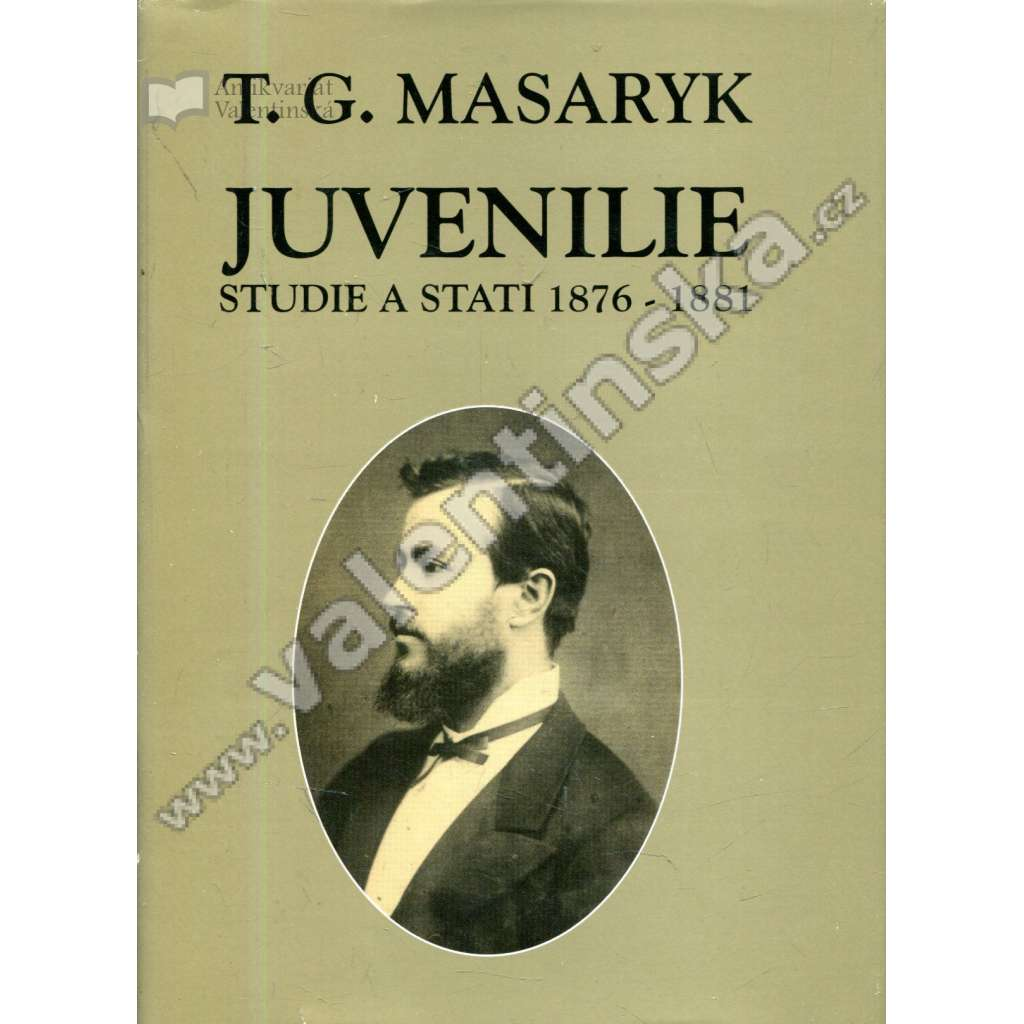 Juvenilie * Studie a stati 1876-1881