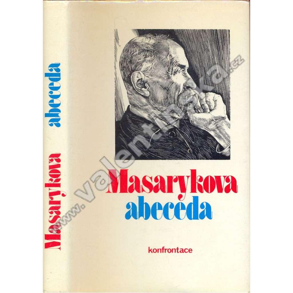 Masarykova abeceda (Konfrontace, exilové vydání!)