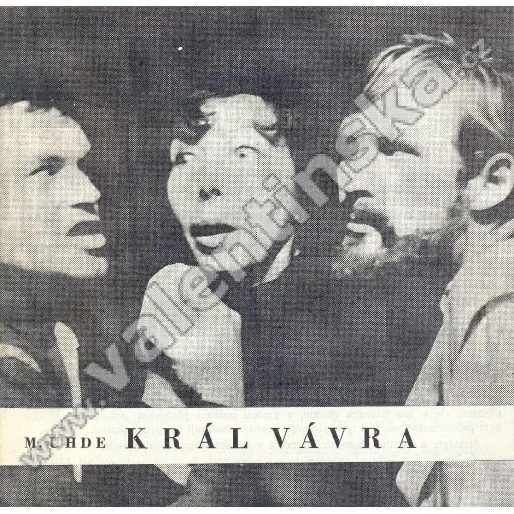 Král Vávra (divadelní program)