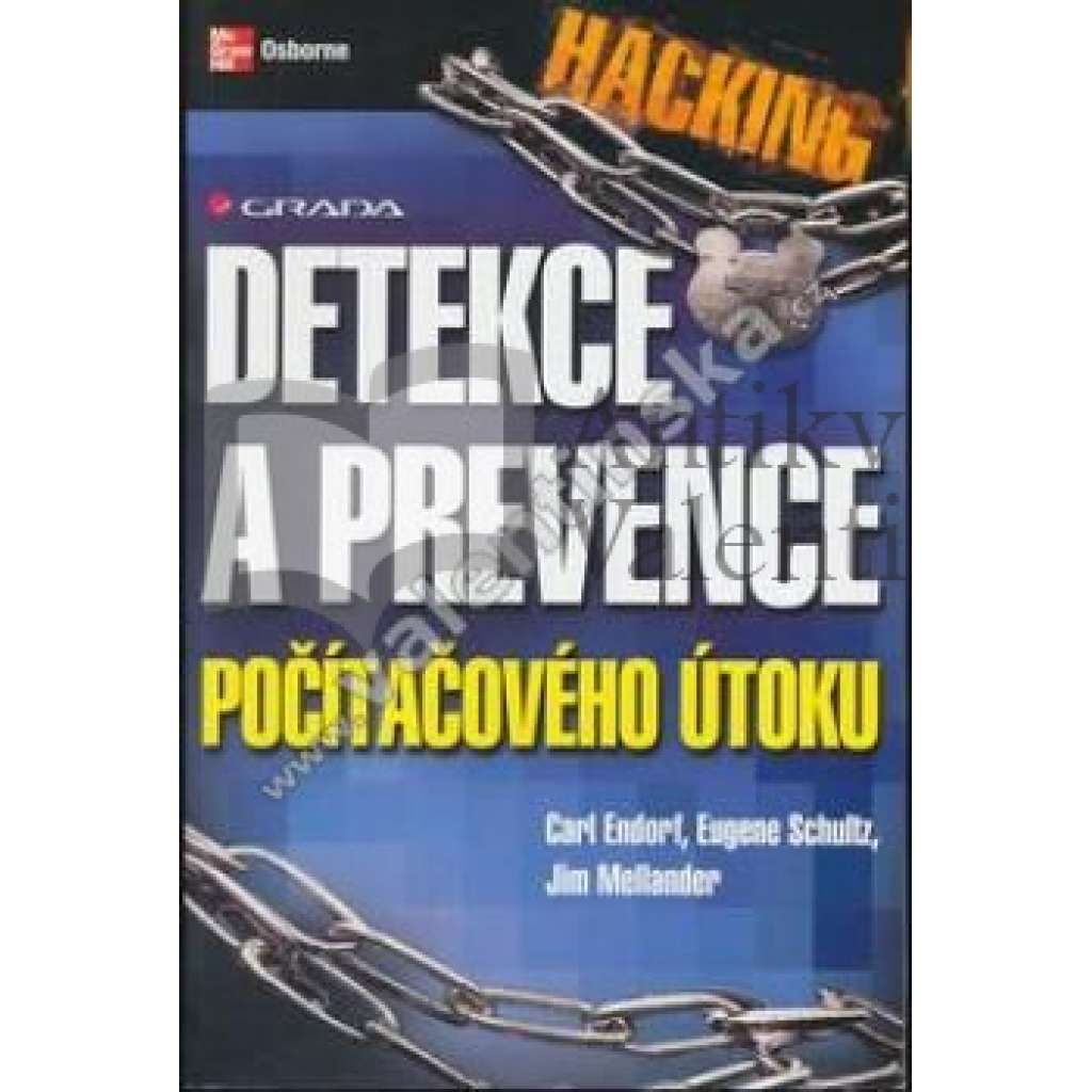 Detekce a prevence počítačového útoku
