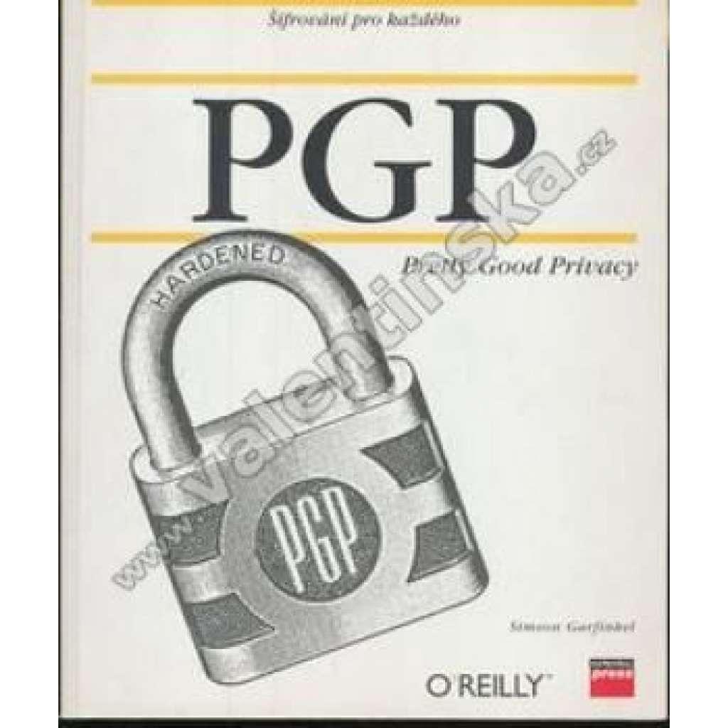 PGP. Šifrování pro každého