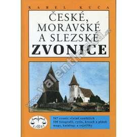 České, moravské a slezské zvonice