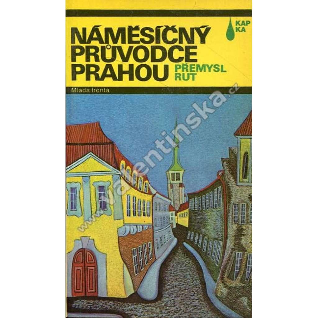 Náměsíčný průvodce Prahou