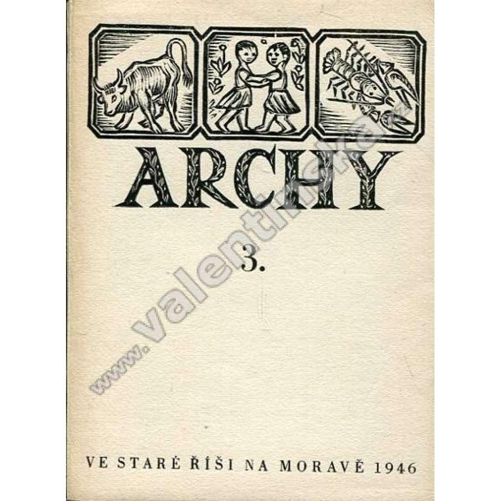 Archy 3. (Stará Říše na Moravě)