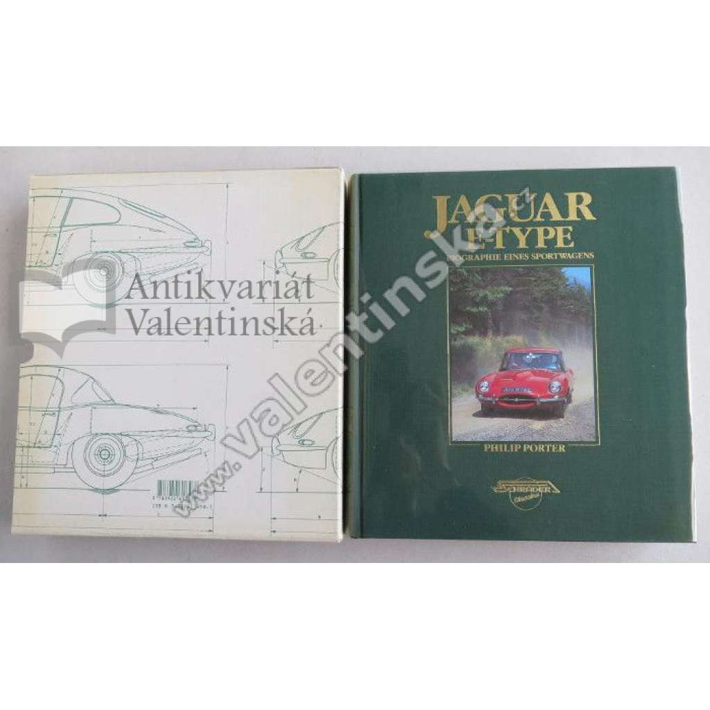 Jaguar E-Type. Biographie eines Sportwagens