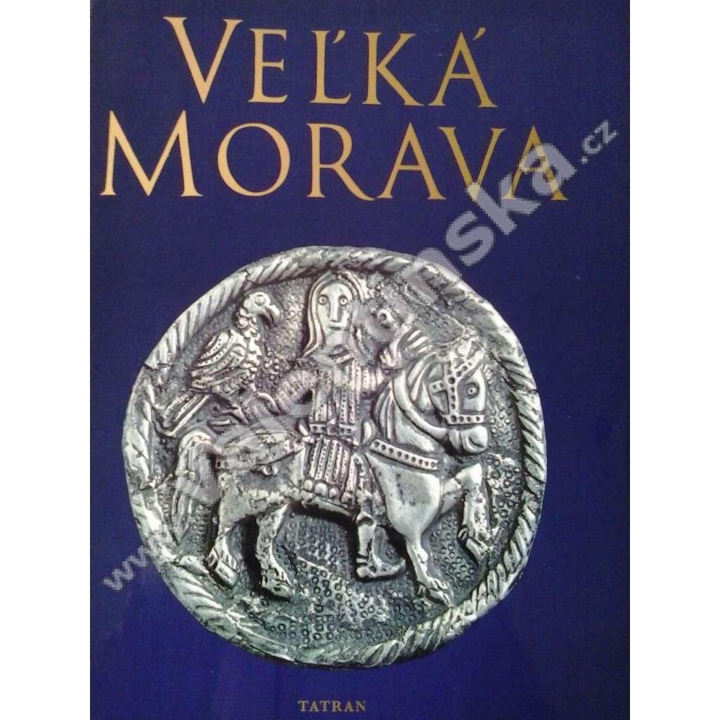 Veľká Morava (Velká Morava - slovensky, velká publikace)