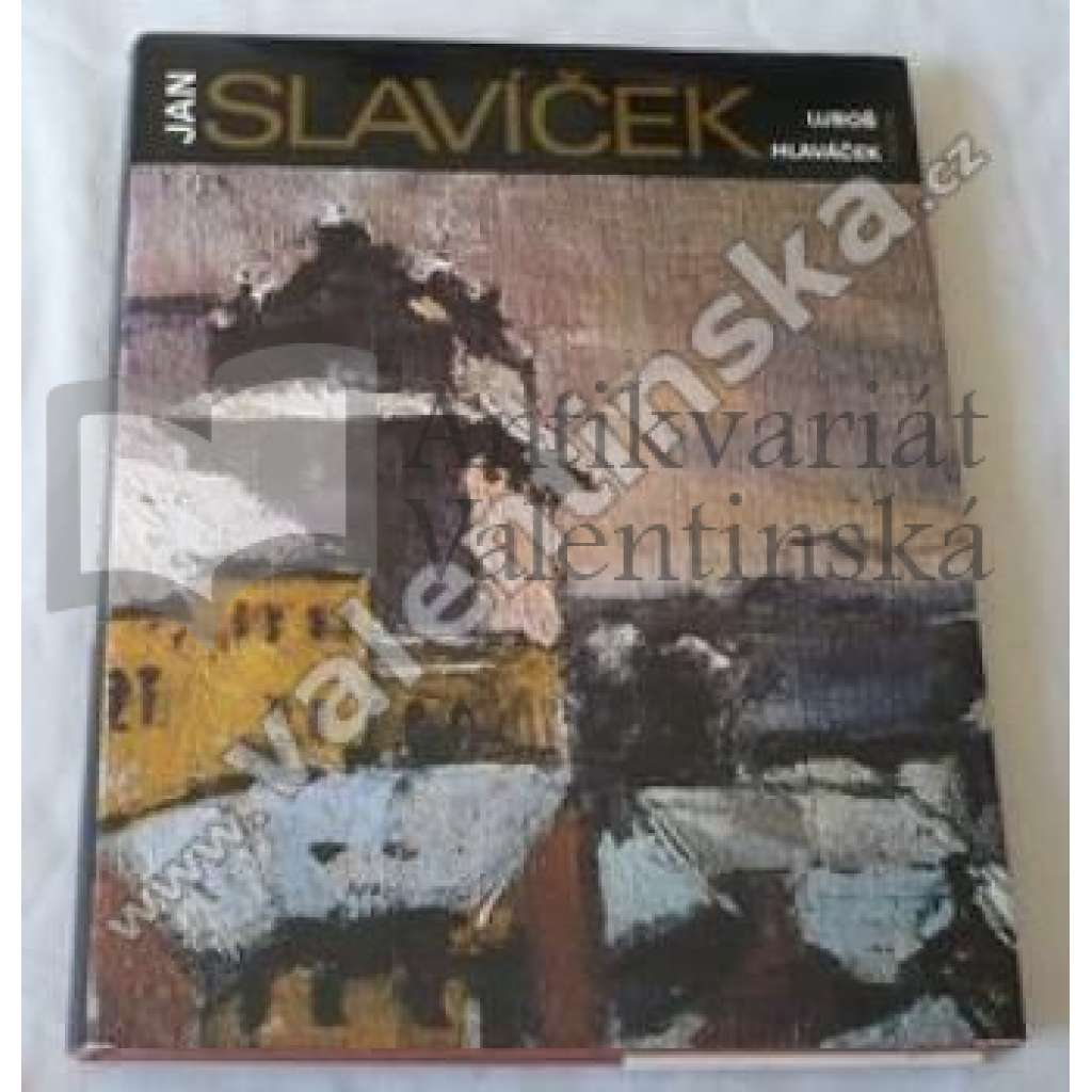 Jan Slavíček (Umělecké profily)