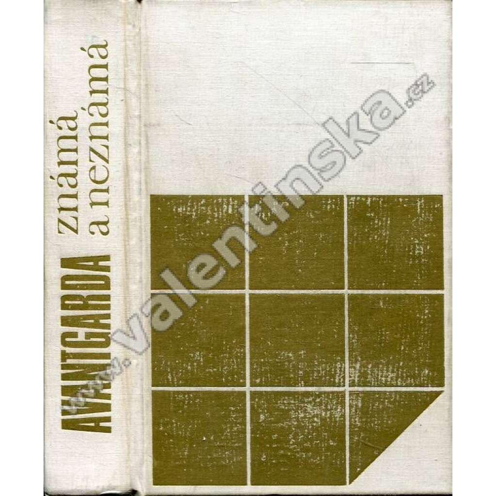 Avantgarda známá a neznámá, 3. díl