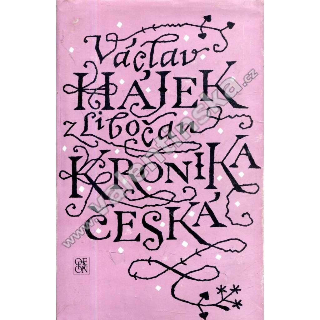 Kronika česká (Živá díla minulosti)