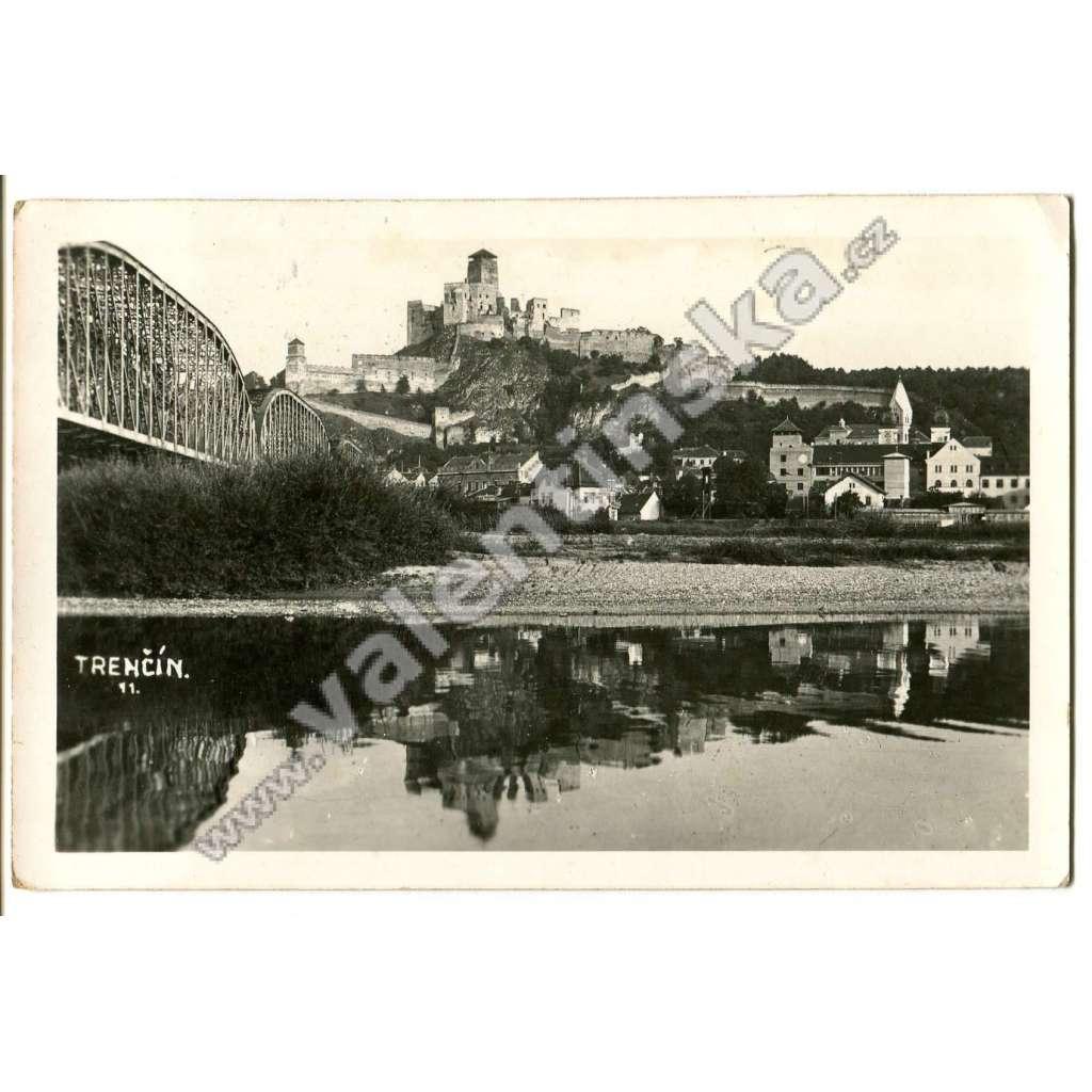 Trenčín, Trenčiansky hrad