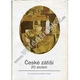 České zátiší 20. století (katalog)
