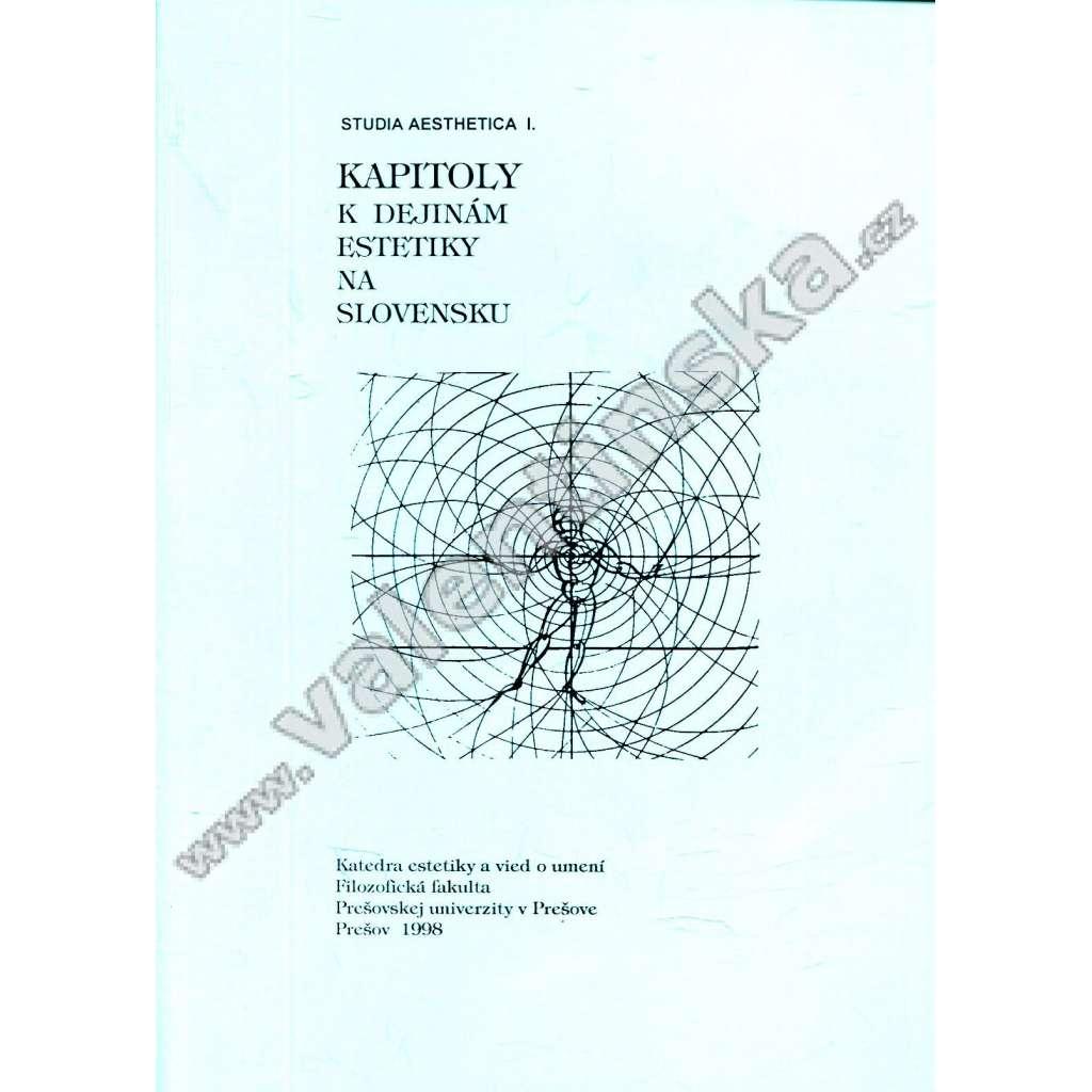 Kapitoly k dejinám estetiky na Slovensku