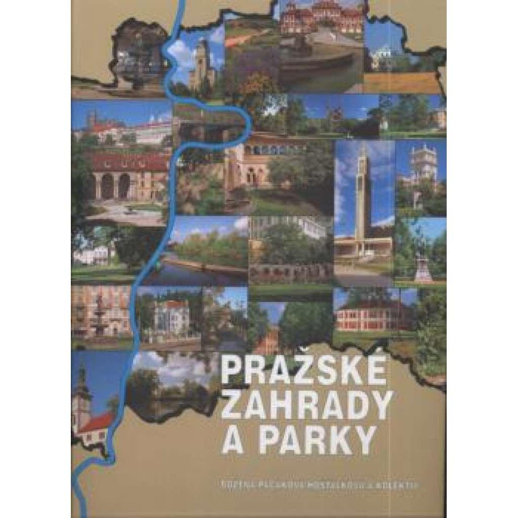 Pražské zahrady a parky