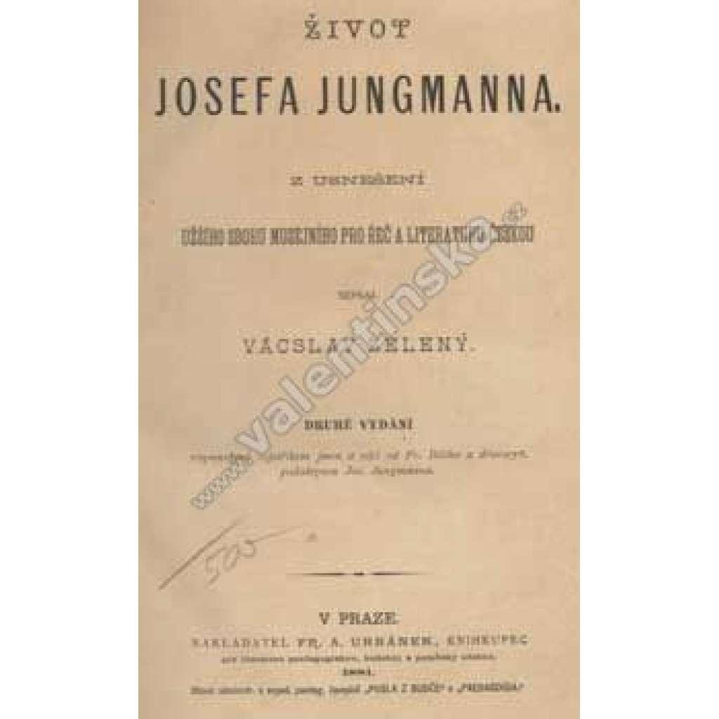 Život Josefa Jungmanna