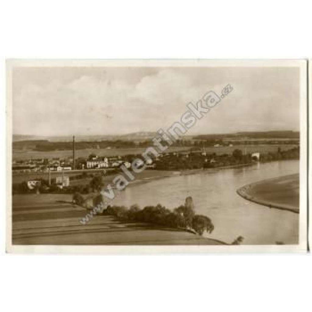 Štětí, Wegstadtl, Litoměřice Mělník továrna