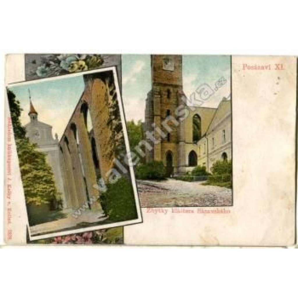 Sázava klášter, Kutná Hora Benešov