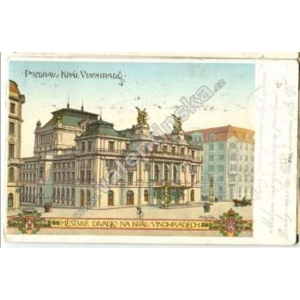 Praha Vinohrady, Vinohradské divadlo
