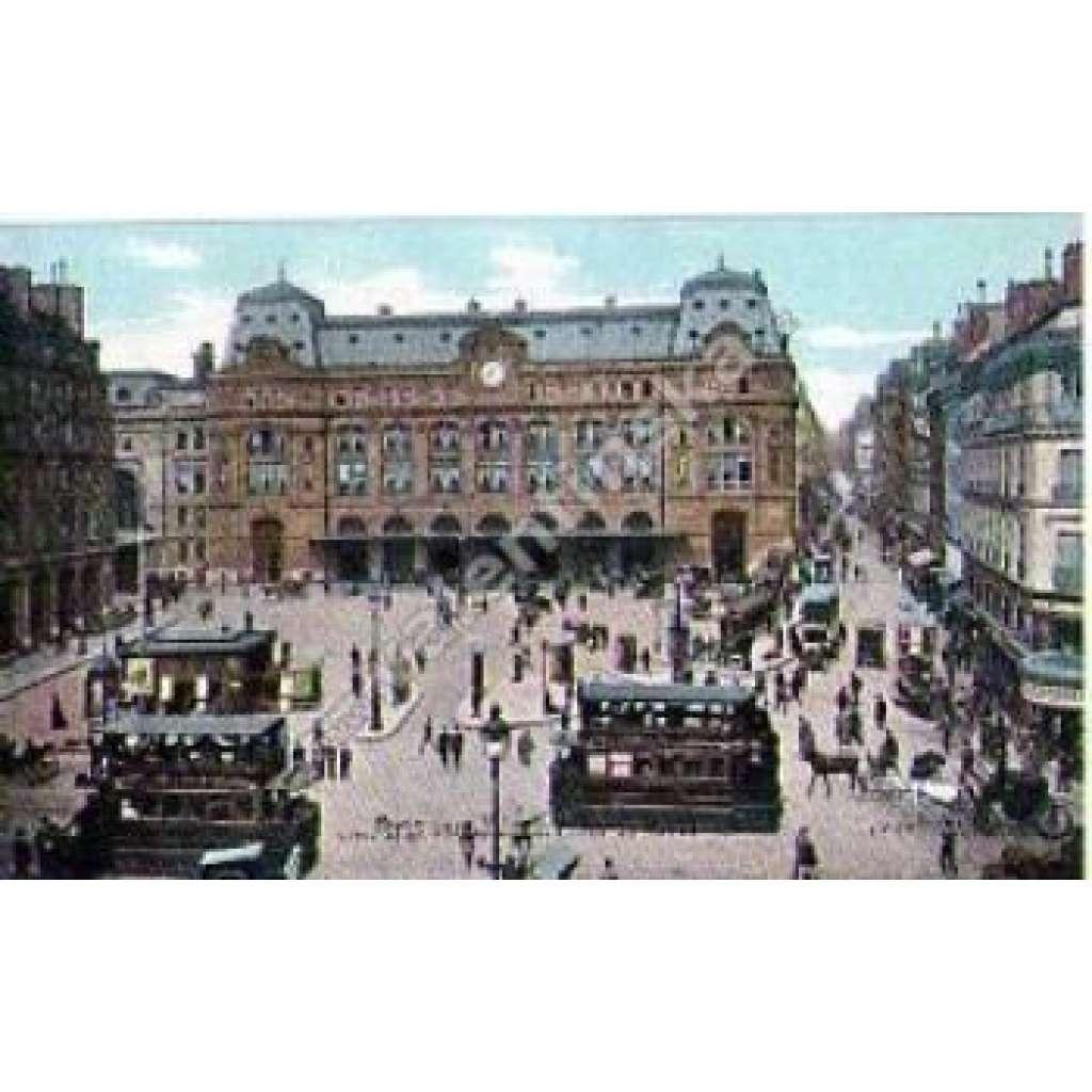 Paříž, tramvaj
