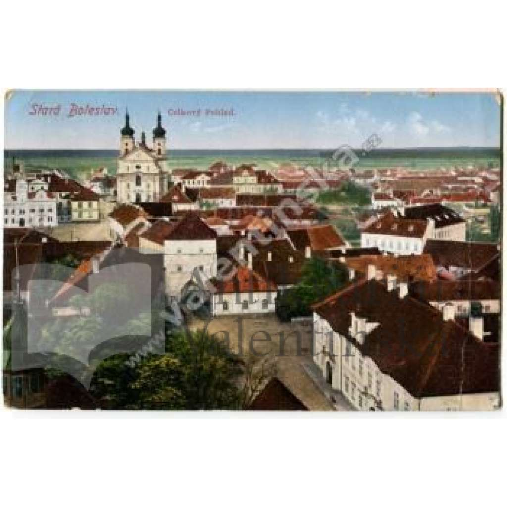 Stará Boleslav, Praha-východ