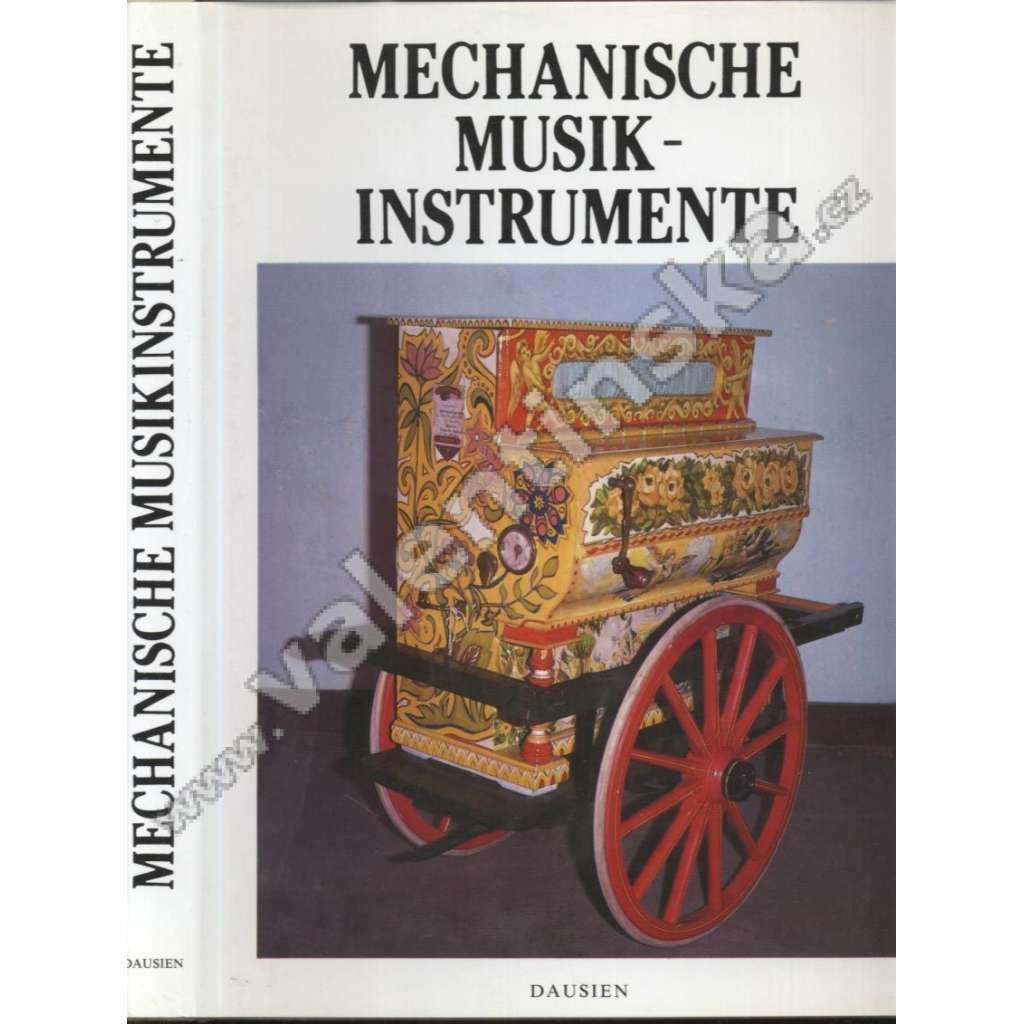 Mechanische musik-instrumente-německy