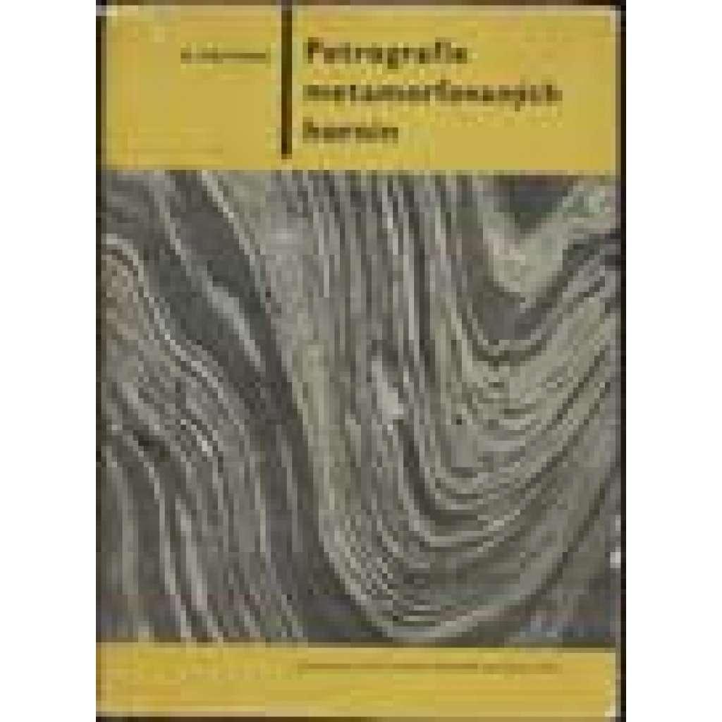 Petrografie metamorfovaných hornin