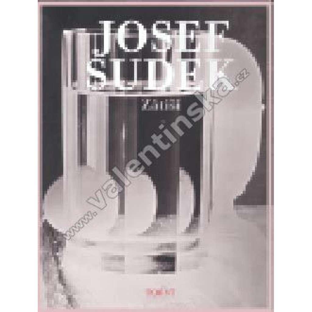 Josef Sudek - Zátiší
