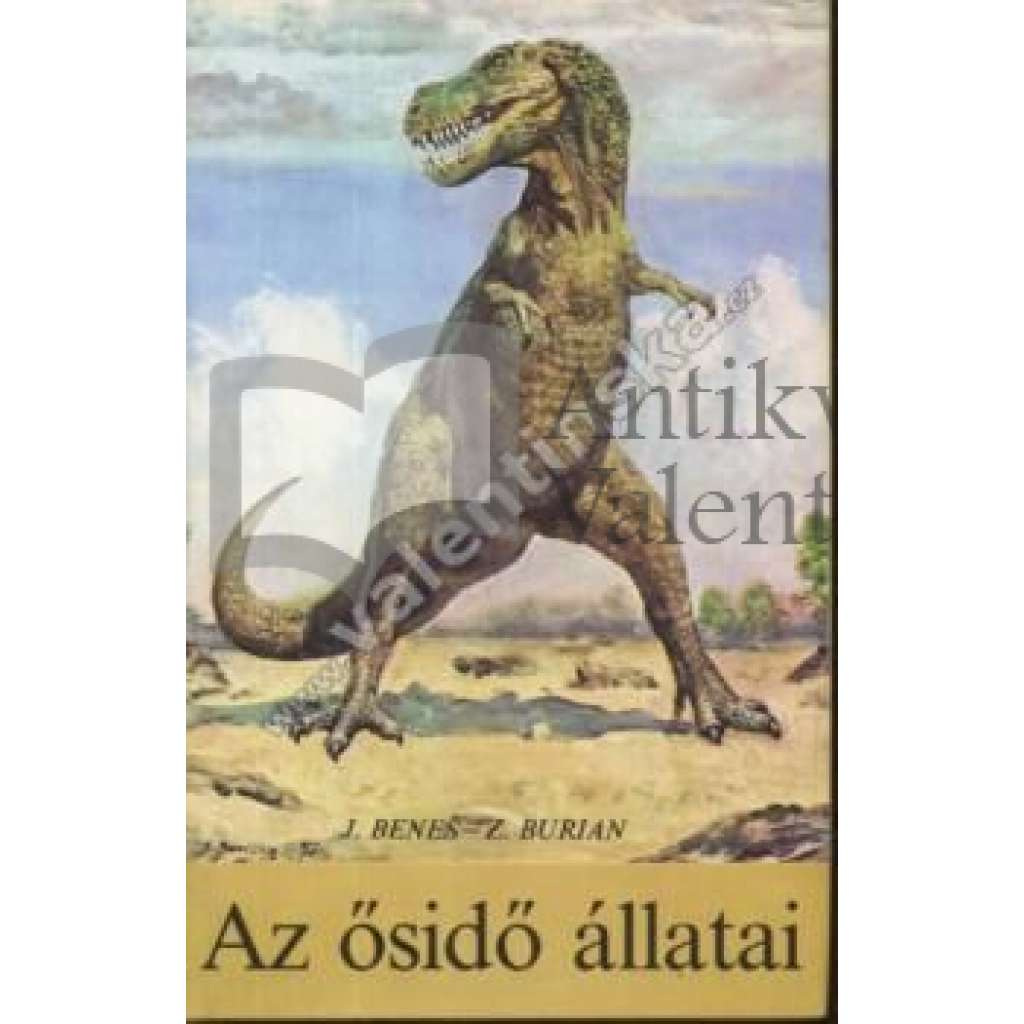 Az ösidö állatai - maďarsky
